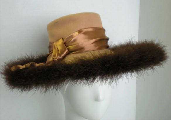 Walter Florell hat front